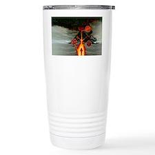 Volcanic eruption - Travel Mug
