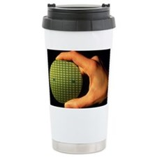 Wafter of silicon chips - Travel Mug
