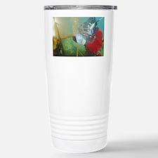 Welding underwater - Travel Mug