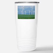 Wind turbines - Travel Mug