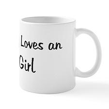 Izee Girl Mug