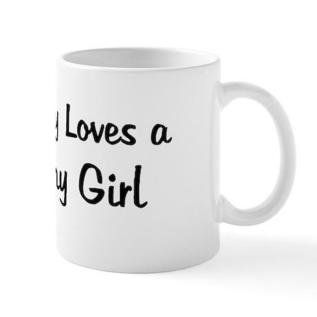 Bethany Girl Mug