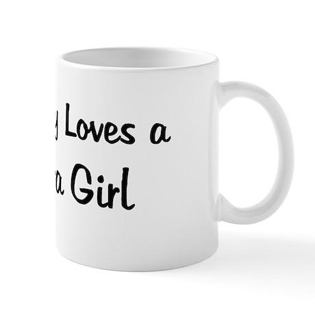 Juntura Girl Mug