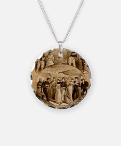 gilbert and sullivan Necklace