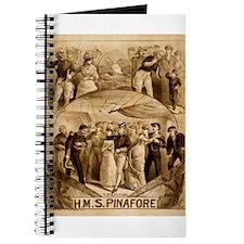 gilbert and sullivan Journal