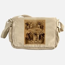 gilbert and sullivan Messenger Bag
