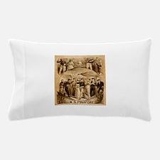 gilbert and sullivan Pillow Case