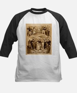 gilbert and sullivan Kids Baseball Jersey