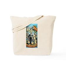 gilbert and sullivan Tote Bag