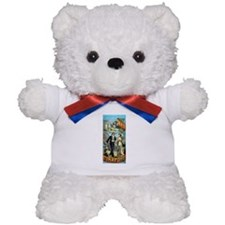 gilbert and sullivan Teddy Bear