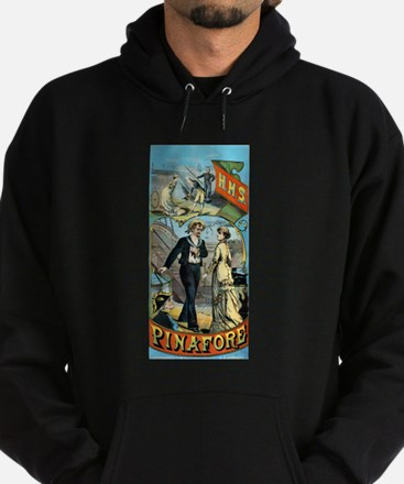gilbert and sullivan Hoodie (dark)