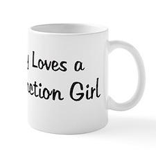 Knappa Junction Girl Mug