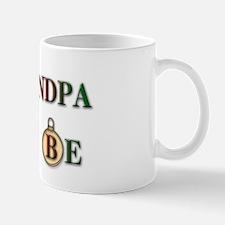 Christmas Grandpa To Be Mug