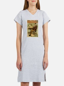 sherlock holmes Women's Nightshirt
