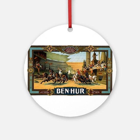 ben hur Ornament (Round)