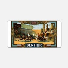 ben hur Aluminum License Plate