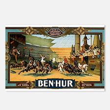 ben hur Postcards (Package of 8)