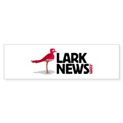 Lark News Bumper Bumper Sticker