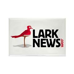 Lark News Rectangle Magnet (10 pack)
