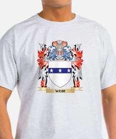 Weir Coat of Arms - Family Crest T-Shirt