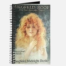 ziegfield follies Journal