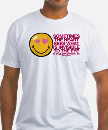 Heart Sees Smiley Shirt