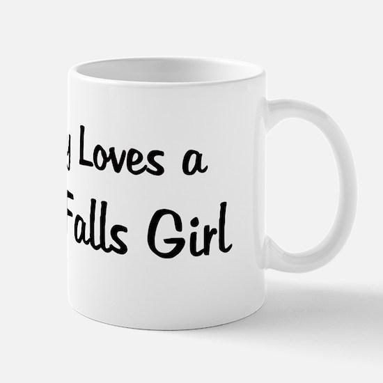 Klamath Falls Girl Mug
