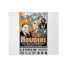 houdini Throw Blanket