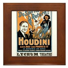 houdini Framed Tile