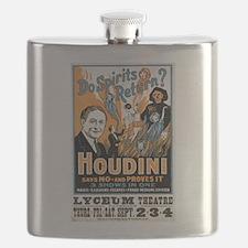 houdini Flask