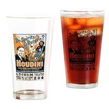 houdini Drinking Glass