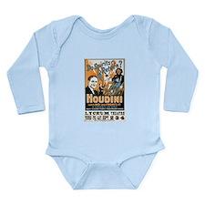 houdini Long Sleeve Infant Bodysuit