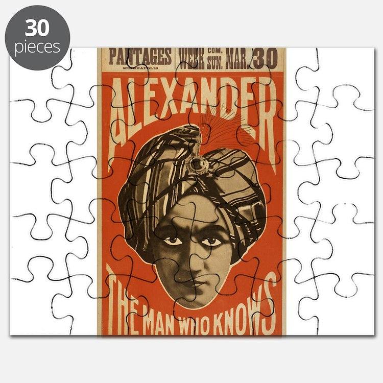 vaudeville Puzzle