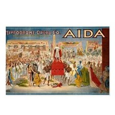 aida Postcards (Package of 8)