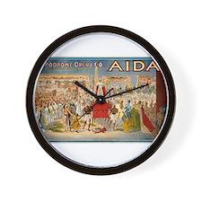 aida Wall Clock
