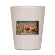 aida Shot Glass