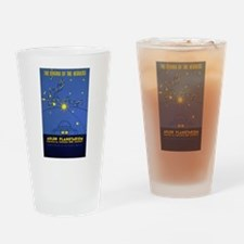 planetarium Drinking Glass