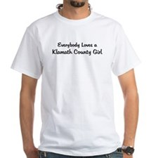 Klamath County Girl Shirt