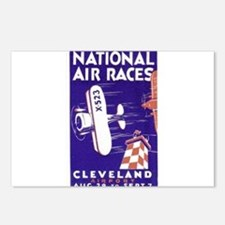 national air show Postcards (Package of 8)
