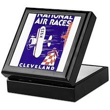 national air show Keepsake Box