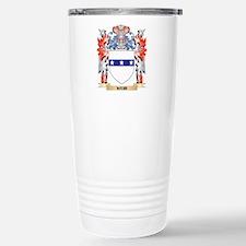 Weir Coat of Arms - Fam Travel Mug