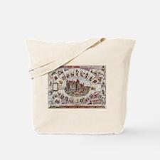 vaudeville Tote Bag