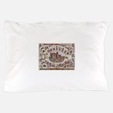 vaudeville Pillow Case
