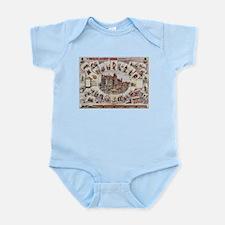 vaudeville Infant Bodysuit