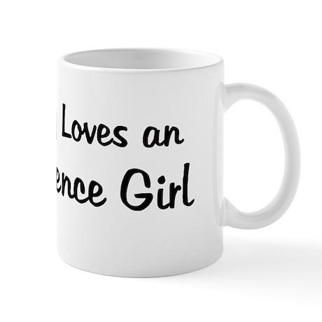 Independence Girl Mug
