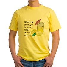 Lemon Drop Martini T