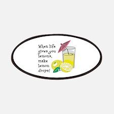 Lemon Drop Martini Patches