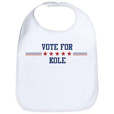 Vote for KOLE Bib