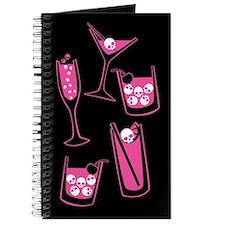Pink Skull Cocktails Journal