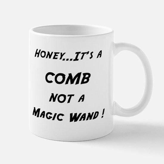 combwandmug Mugs